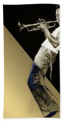 Miles Davis Collection Hand Towel