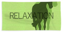 Relaxation Duet Hand Towel