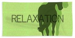Relaxation Duet Bath Towel