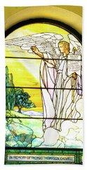 Saint Anne's Windows Bath Towel