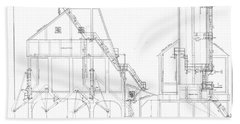 600 Ton Coaling Tower Plans Hand Towel