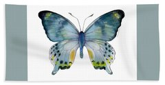 68 Laglaizei Butterfly Hand Towel