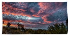 Arizona Sunset Hand Towel