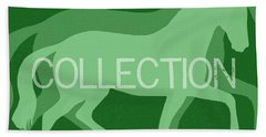 Collection Negative Hand Towel