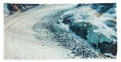 Denali National Park Bath Towel