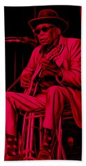 John Lee Hooker Collection Hand Towel