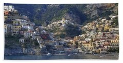 Positano - Amalfi Coast Bath Towel