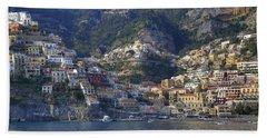 Positano - Amalfi Coast Hand Towel