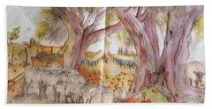 Trees Trees Trees Album Bath Towel
