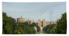 Windsor Castle Bath Towel