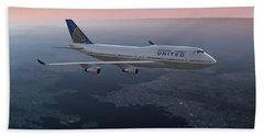 747twilight Bath Towel