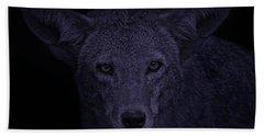 Coyote  Bath Towel