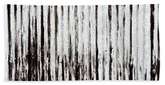 Corrugated Metal Bath Towel