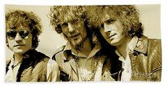 Cream Eric Clapton Jack Bruce Ginger Baker Hand Towel