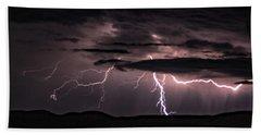 Lightning Hand Towel