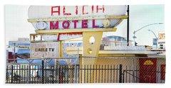Remnants Of Vintage Vegas Hand Towel