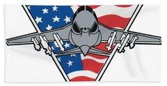 A-6f Intruder Hand Towel