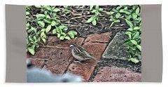 A Birds Life Hand Towel