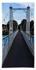 A Bridge For Walking Hand Towel