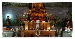 A Buddhist Shrine #2 Hand Towel