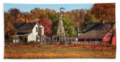 A Country Autumn Hand Towel