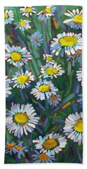 A Daisy A Day Hand Towel