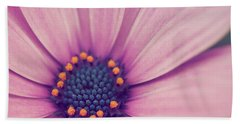 Bath Towel featuring the photograph A Flower For You... by Rachel Mirror