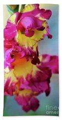 A Gladiolus 3 Hand Towel
