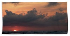 A Hatteras Sunrise Bath Towel
