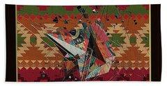 A La Kandinsky C1922 Hand Towel