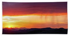 Hand Towel featuring the photograph  A Moment In Time by Rick Furmanek