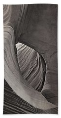 Bath Towel featuring the photograph A Natural Abstract Tnt by Theo O'Connor