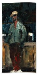 F 772  Holy Hour A Pint And A Spare. Hand Towel