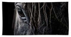 A Race Horse Named Tikki Hand Towel