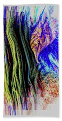 A Slice Of The Forest Hand Towel