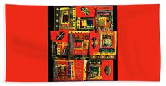 A Song For The Maasai Hand Towel