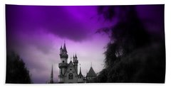 A Spell Cast Once Upon A Time Bath Towel
