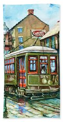 A Streetcar Named Desire Hand Towel