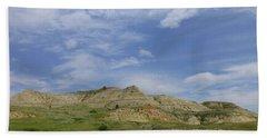 A Summer Day In Dakota Hand Towel