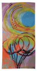 A Sunny Day Hand Towel