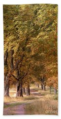 A Walk In The Countryside Hand Towel