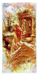 A Walk In The Woods 2 Bath Towel