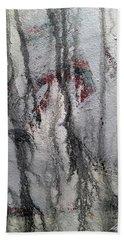 A2 Hand Towel by Lance Headlee