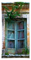 Abandoned Sicilian Sound Of Noto Hand Towel