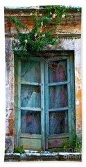 Abandoned Sicilian Sound Of Noto Bath Towel