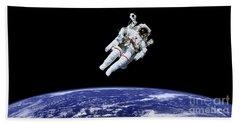 Above Earth Hand Towel