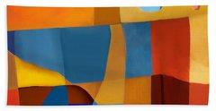 Abstract # 2 Bath Towel