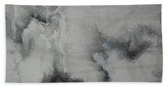Abstract #03 Bath Towel