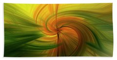 Abstract 12 Hand Towel