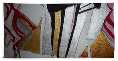 Abstract-13 Bath Towel
